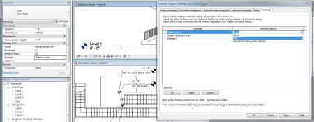 Revit-Hide Level Step 2